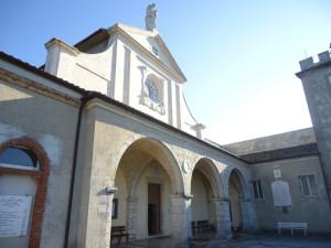 Itri. Santuario mariano della Madonna della Civita