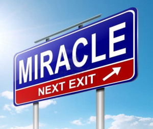 Miracle. Next exit