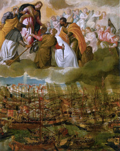 The_Battle_of_Lepanto_by_Paolo_Veronese (1572-1573)
