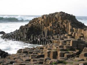 Giants Causeway. Irlanda