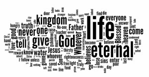 Gospel. tag cloud