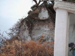 Resti della cappella della Madunnella vecchia