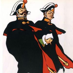 I Carabinieri e Pinocchio