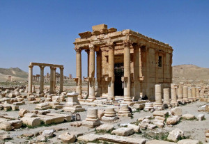 Il Tempio di Baal Shamin