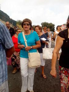 Il tradizionale pellegrinaggio del 15 agosto (2015).2