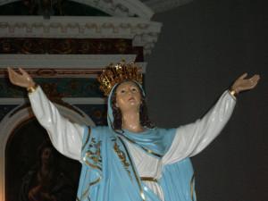 La Madonna Assunta a Le Forna