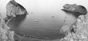 Palmarola Cala del porto