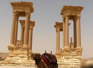 Palmyra Tetrapilo