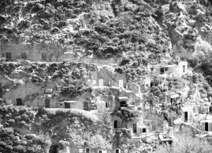 case grotte a palmarola