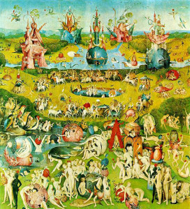 11. Bosch. Garden of Delights