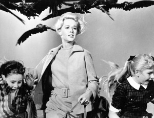 BIRDS, THE (1963) - HEDREN, TIPPI. Credit: UNIVERSAL PICTURES / Album
