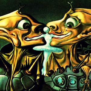 Dipinto di Salvador Dalì per Destino di W. Disney (1945)