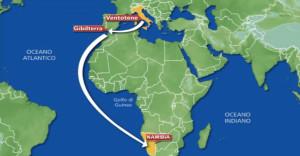 Il percorso della migrazione delle berte