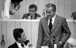 Ingrao con Berlinguer