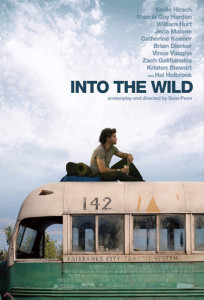 Into the wild. Locandina film