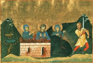 Menologio di Basilio II