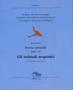 Plinio. Gli animali acquatici