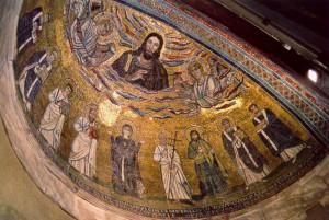 S. Giovanni Laterano. Cappella di S. Venanzio. Abside