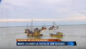S. Silverio 2014. Processione per mare