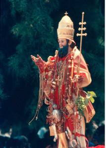S. Silverio patrono di Ponza in processione