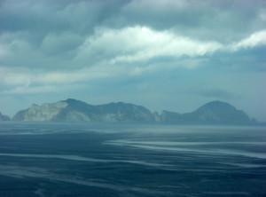 Tracce sul mare
