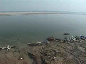 Varanasi. Gange
