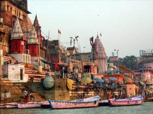 Varanasi. Ghat.3