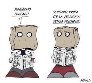 Vignetta-precari. By Arnald