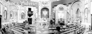 Chiesa a Ponza.