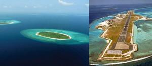 25. Maldive. Hulule