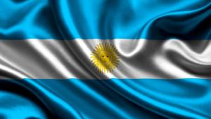 Argentina_satin_flag