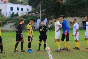 Calcio Ponza. Terza giornata.1