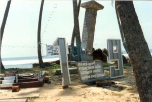 Cimitero sulla spiaggia