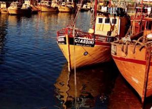 Descanso - Puerto de Ingeniero White - Bahía Blanca
