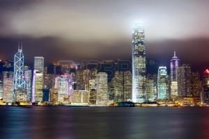 Hong Kong notturna (2)