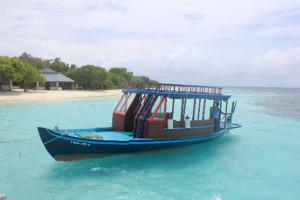 Maldive. Doney attrezzato
