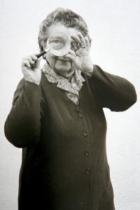 Maria Galano fotografata da Salvo Galano