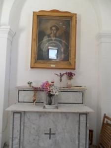 Ponza. La Madonna della Salvazione