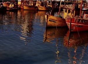 Quinquela - Puerto de Ingeniero White