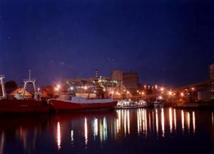 Reflejos - Puerto Ingeniero White