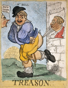 Richard Newton. 1798. Bull Farts