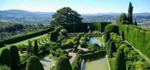 Villa Gamberaia garden.FI