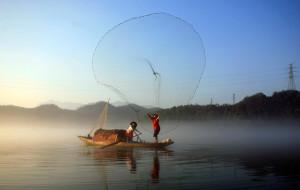 pescatori cinesi