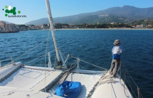 016 IsolaMondo, rientro a Marina di Campo