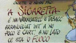 A sigaretta