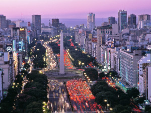 Buenos Aires. microcentro-porteño-Obelisco
