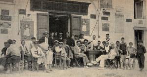 Caffè Tripoli. 1928