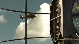 Elicottero sul Faro