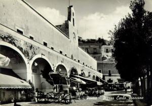 Ponza. La Piazza