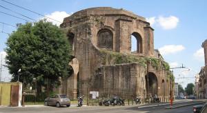 Roma. Tempio di Minerva Medica